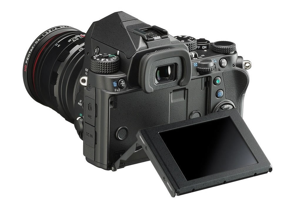 High-End KP Camera By Pentax 3