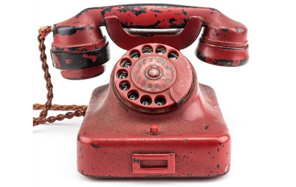 Hitler's Personal Wartime Telephone Could Bring In $500,000 1