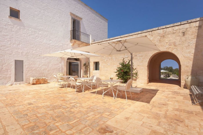 Impressive Home Renovation In Ostini, Apulia, Italy 1