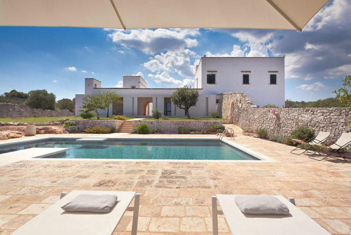 Impressive Home Renovation In Ostini, Apulia, Italy 2