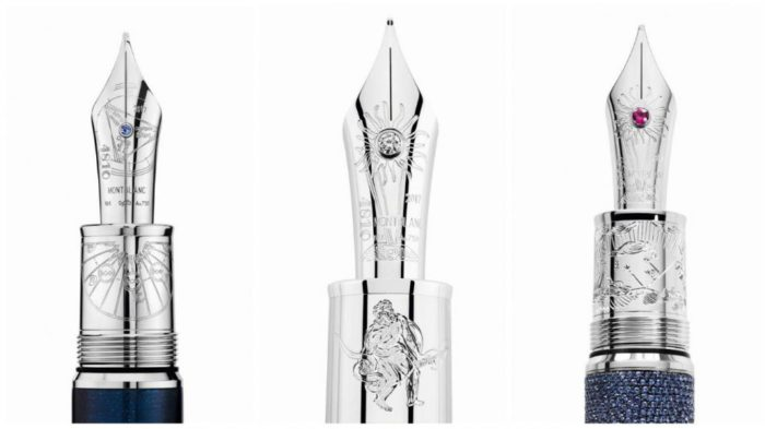 Johannes Kepler Is Honored By Montblanc With Luxe Pens