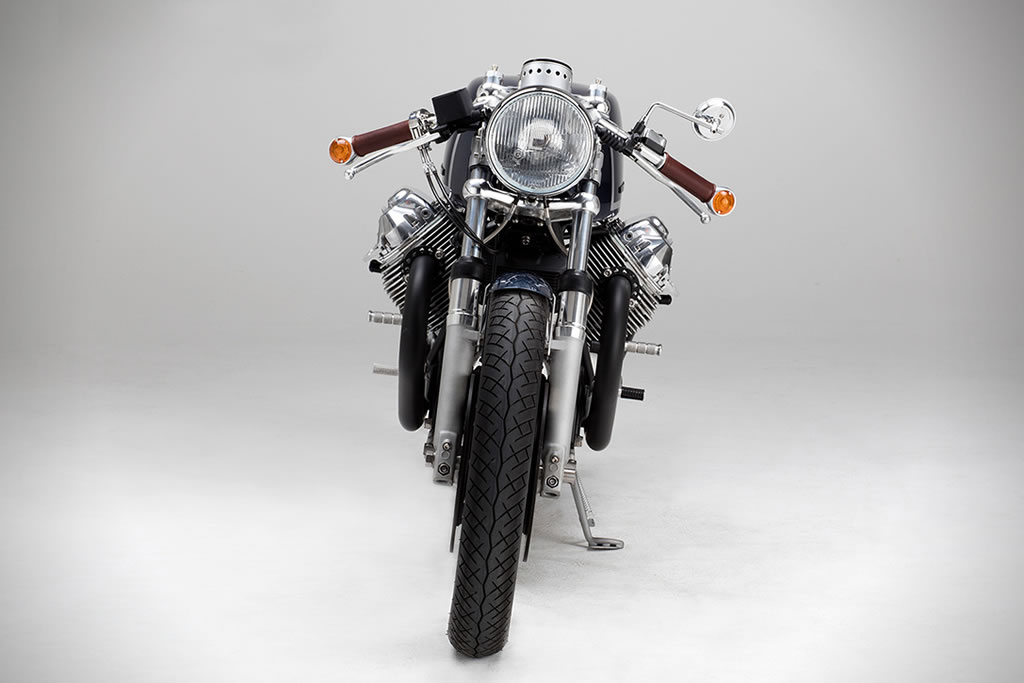 Kaffee Maschine's Moto Guzzi Le Mans MKIII Is Staggering 2