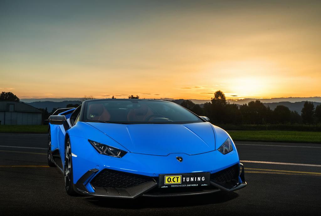 Lamborghini Huracan By O.CT Tuning 1