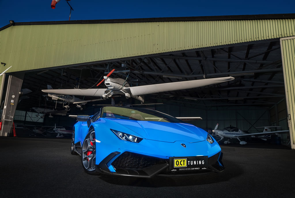 Lamborghini Huracan By O.CT Tuning 2