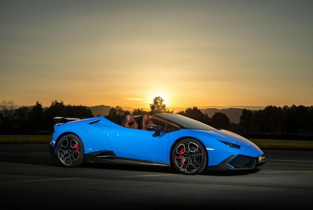 Lamborghini Huracan By O.CT Tuning 5