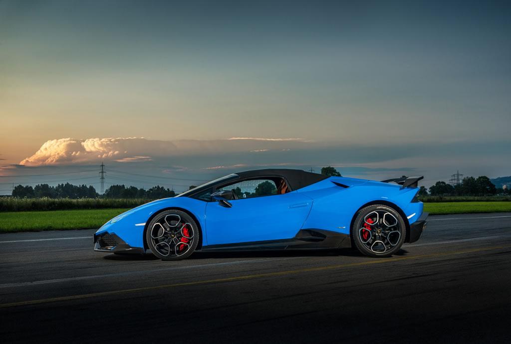 Lamborghini Huracan By O.CT Tuning 6