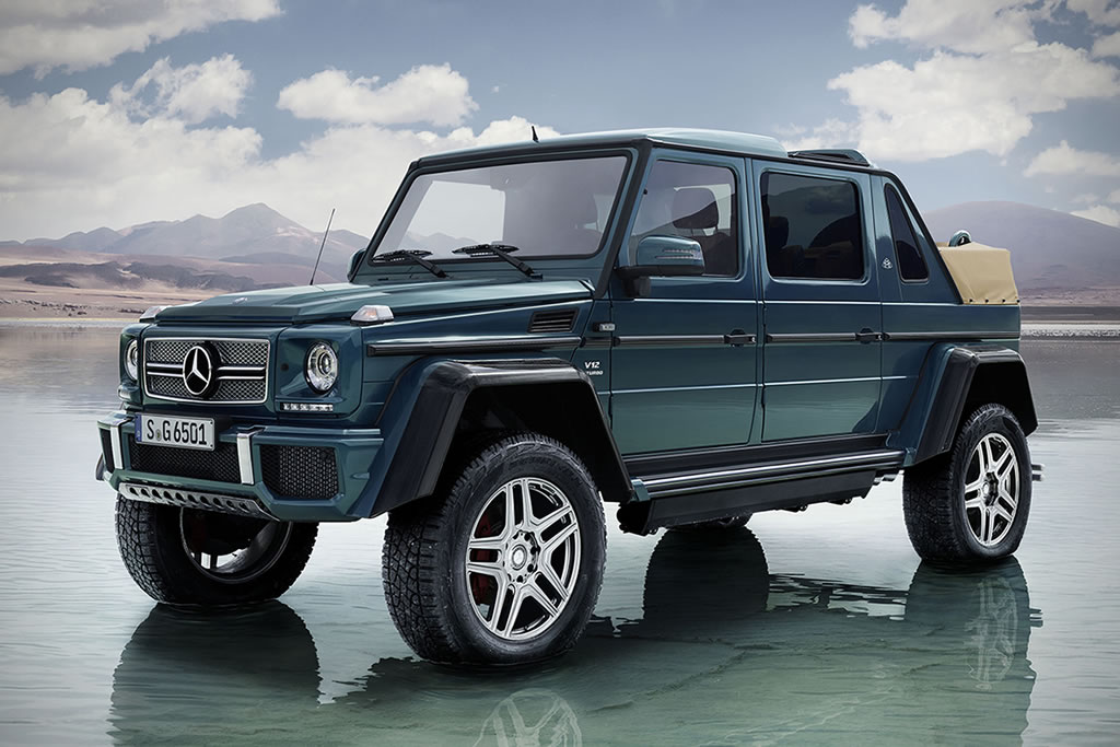 Mercedes-Maybach G 650 Landaulet 1