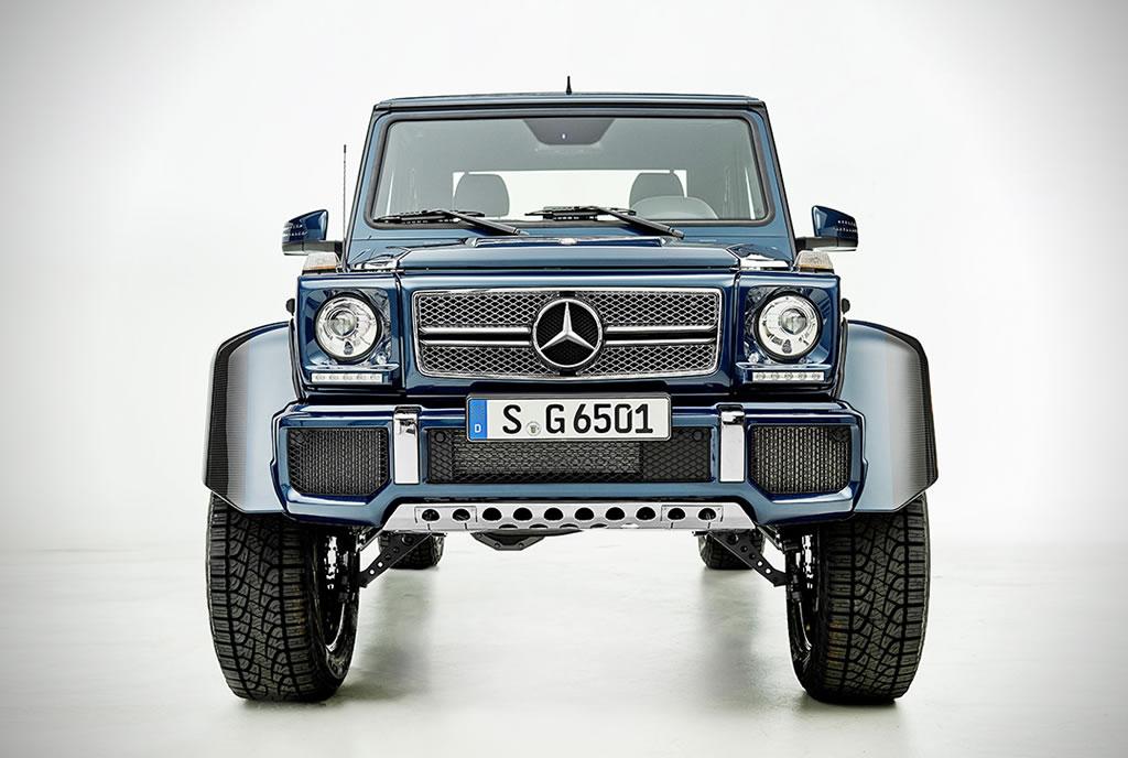 Mercedes-Maybach G 650 Landaulet 2