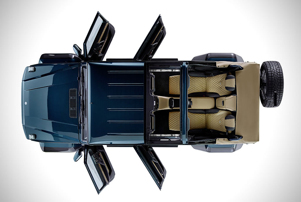 Mercedes-Maybach G 650 Landaulet 4