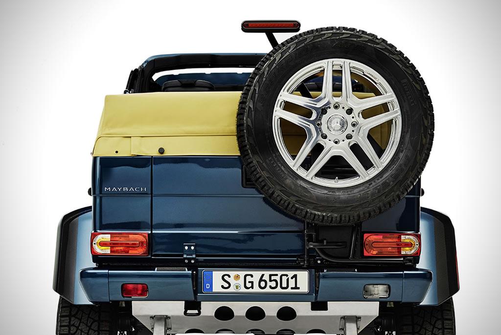 Mercedes-Maybach G 650 Landaulet 5