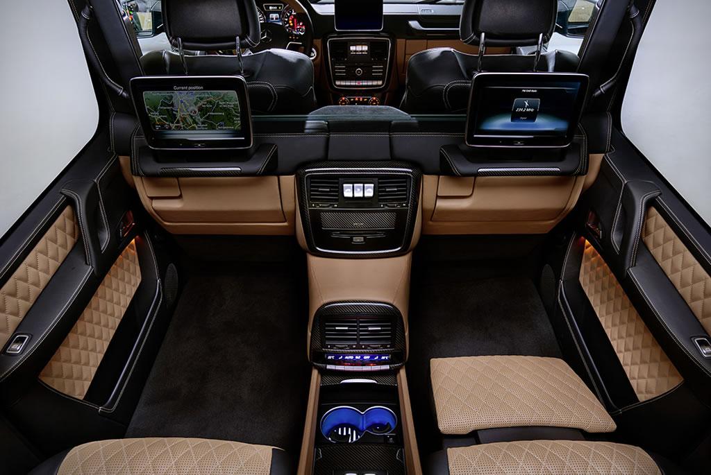 Mercedes-Maybach G 650 Landaulet 6