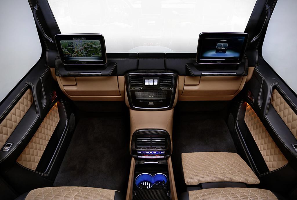 Mercedes-Maybach G 650 Landaulet 7