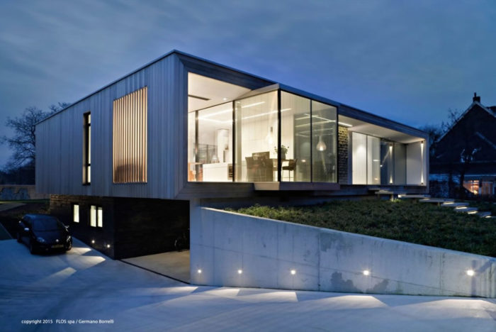 Modern Home In Weert, The Netherlands By Liag Architects 15