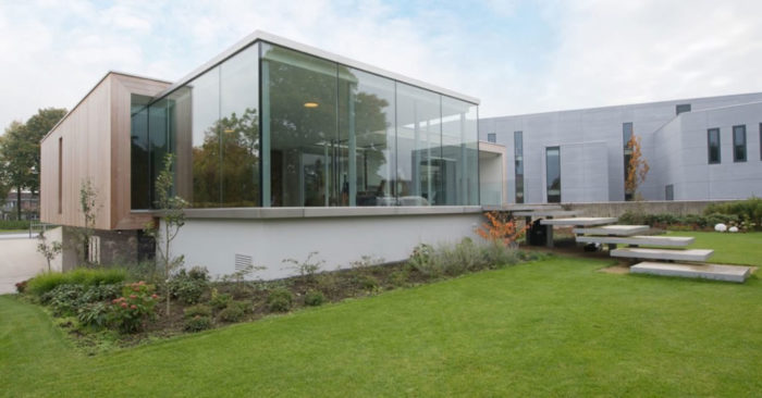 Modern Home In Weert, The Netherlands By Liag Architects 2