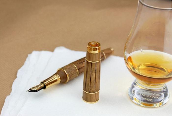 Montegrappa Luxe Fountain Pen 1Montegrappa Luxe Fountain Pen 1