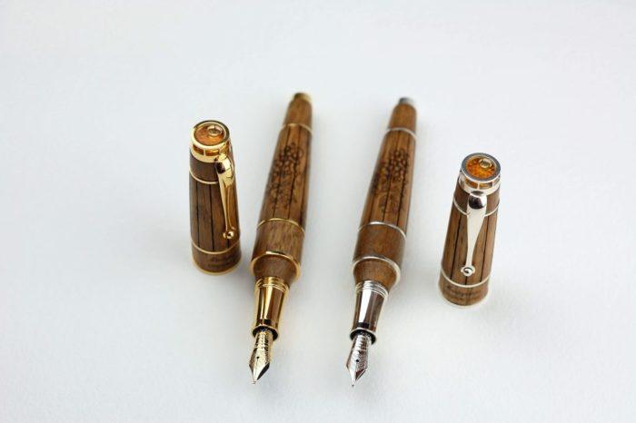 Montegrappa Luxe Fountain Pen 3