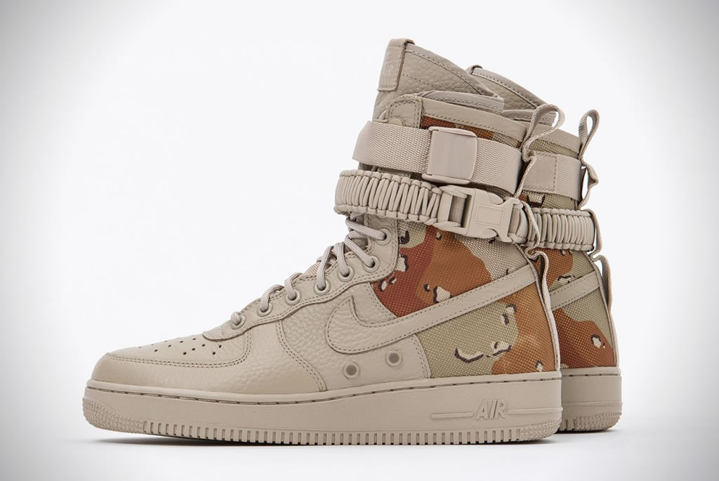 Nike's Special Field Air Force 1 Shoes 2