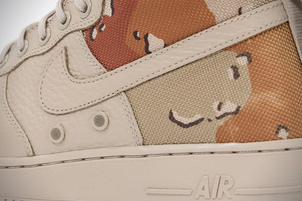 Nike's Special Field Air Force 1 Shoes 8