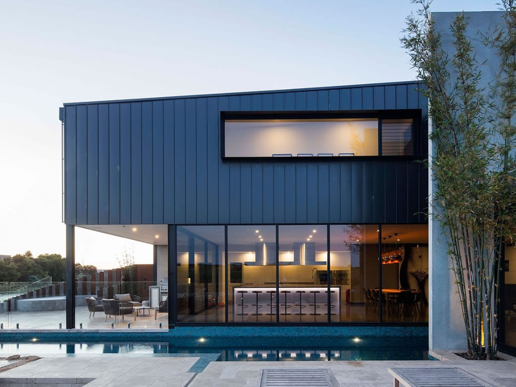 Private Home in Australia By Lachlan Shepherd Architects (2)