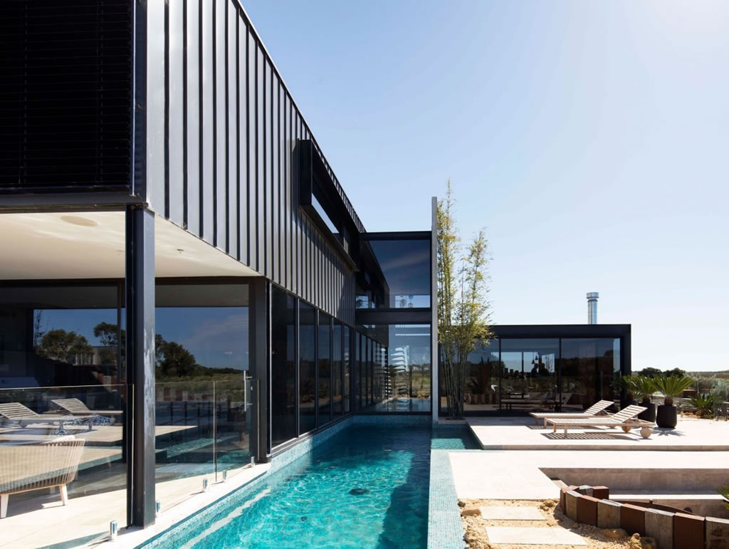 Private Home in Australia By Lachlan Shepherd Architects (19)