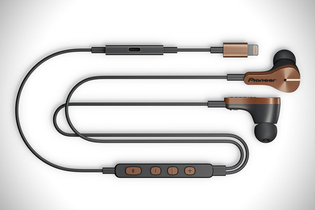 Rayz Plus Earbuds By Pioneer 1