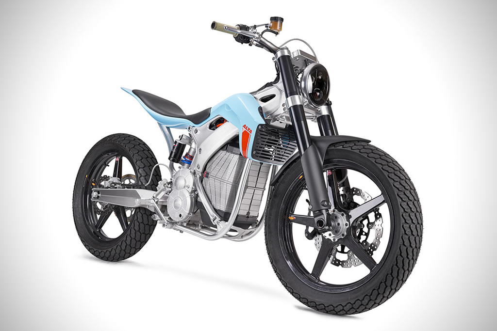 Redshift ST Motorcycle By Alta Motors 2