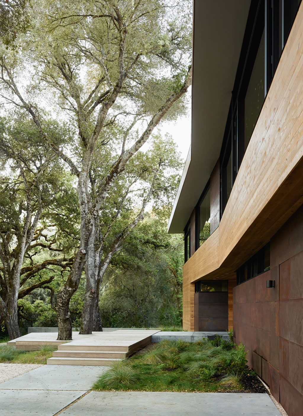 Residence In Carmel Valley By Sagan Piechota Architecture (19)