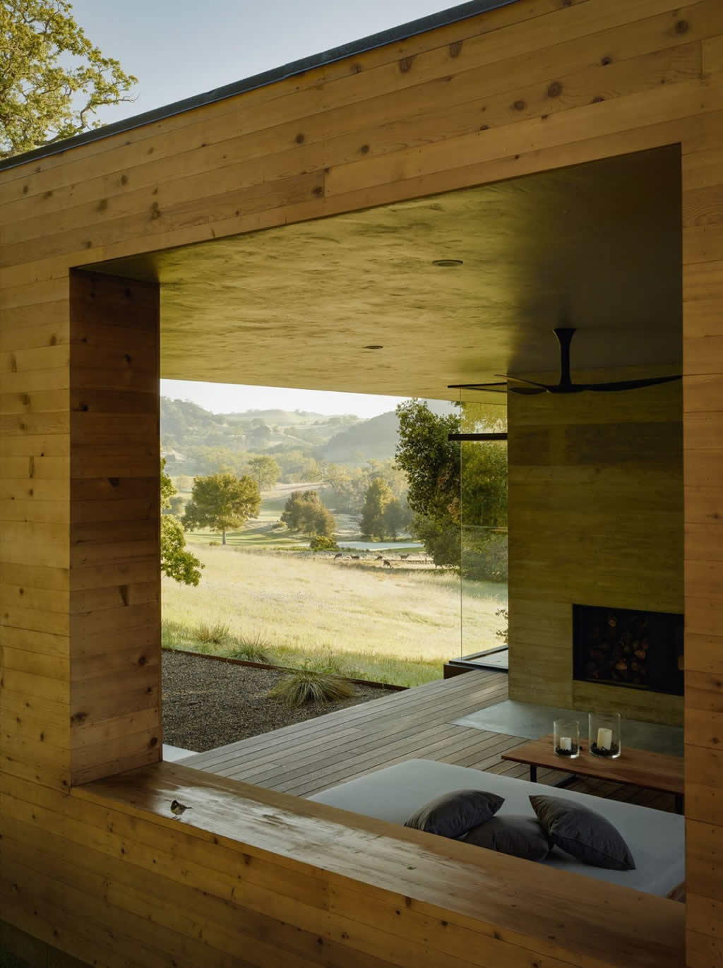 Residence In Carmel Valley By Sagan Piechota Architecture (18)