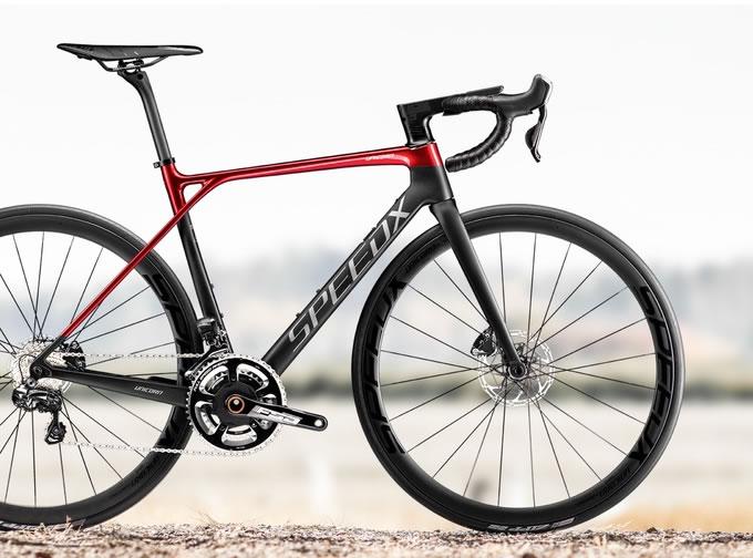 SpeedX Unicorn Is An Amazing Smart Road Bike 4
