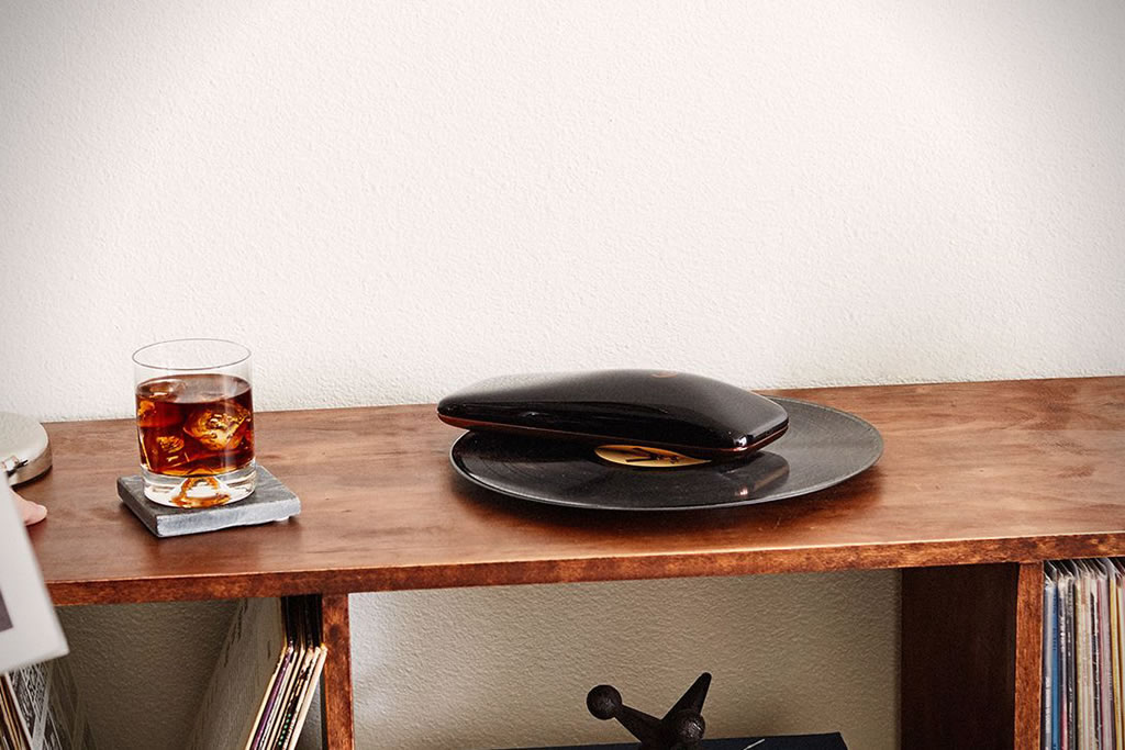 The Love Smart Turntable 3