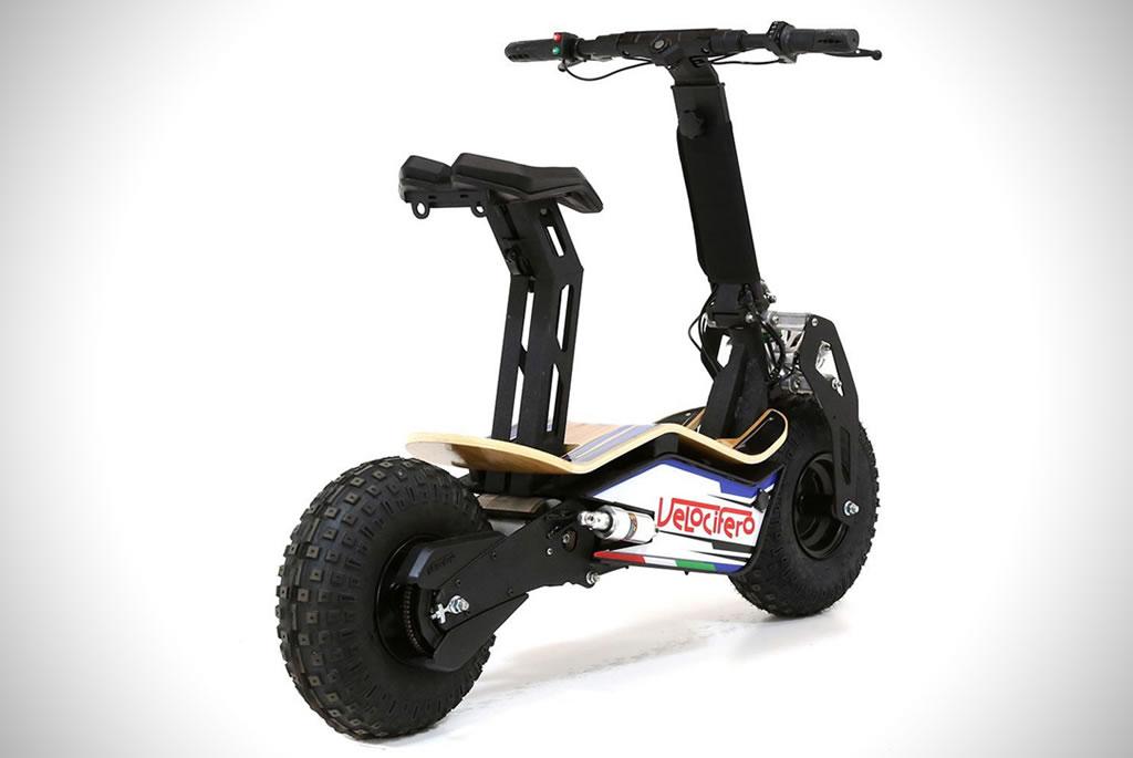 The Velocifero MAD Electric Scooter 3