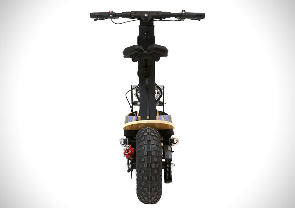 The Velocifero MAD Electric Scooter 4