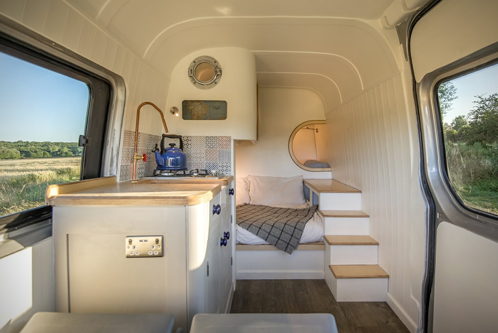 This Moving House Offers Outstanding Bespoke Van Conversions 1