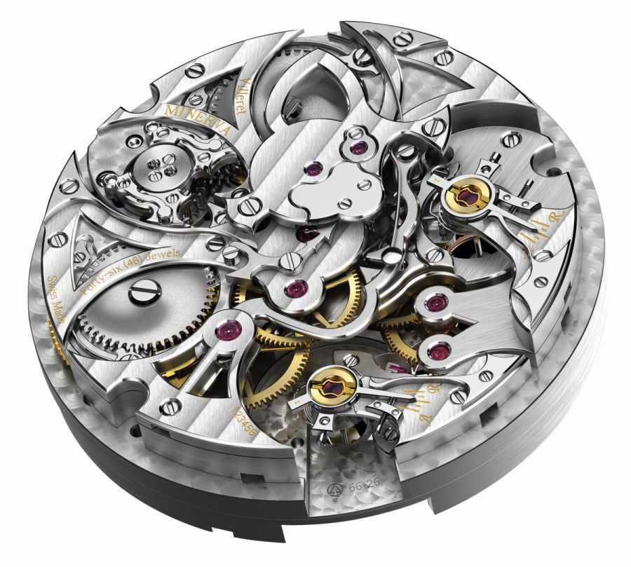 TimeWalker Chronograph 1000 Monopusher By Montblanc 5