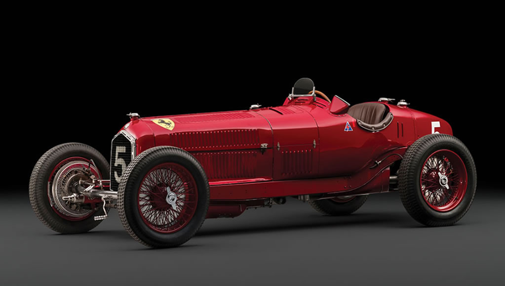 1934 Alfa Romeo Racer Was Sold 1