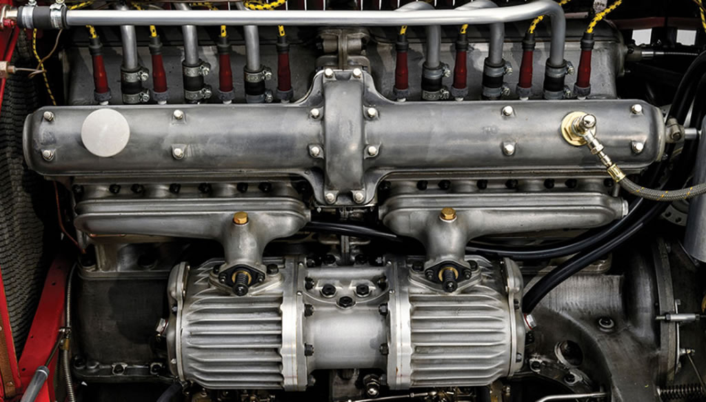 1934 Alfa Romeo Racer Was Sold 3