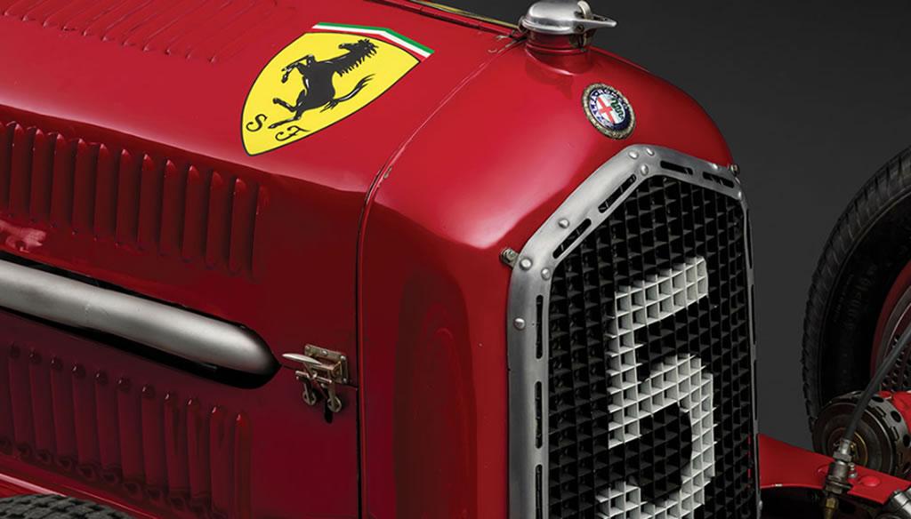 1934 Alfa Romeo Racer Was Sold 4