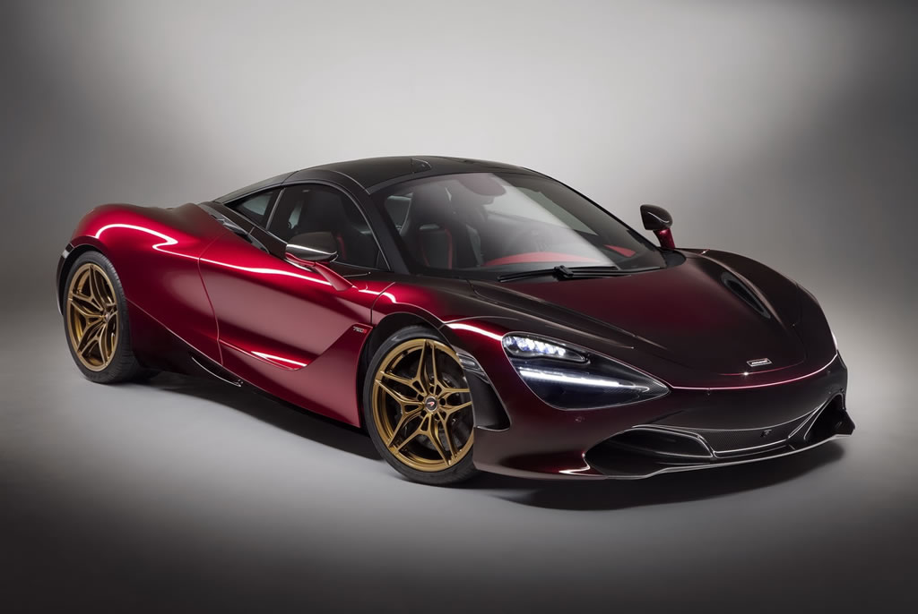 Awesome McLaren 720S Unveiled In Geneva 1