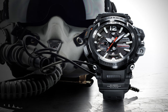 G-Shock Gravitymaster GPW-2000 By Casio 1