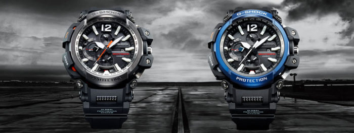 G-Shock Gravitymaster GPW-2000 By Casio 4