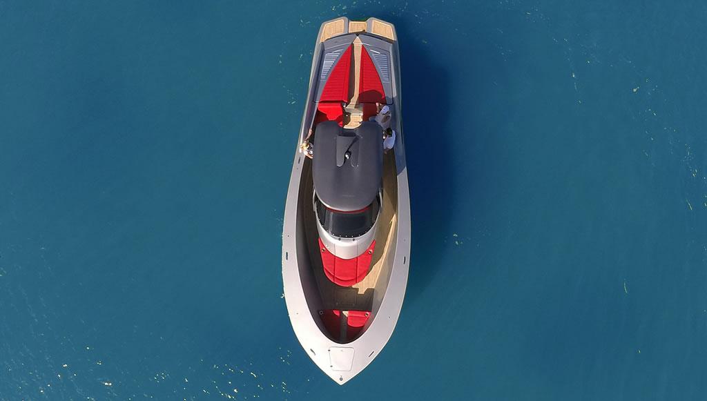 Glorious SV Yachts Alpha 1