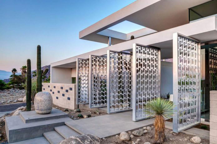 Gorgeous Home In Palm Springs By Cioffi Architect 1