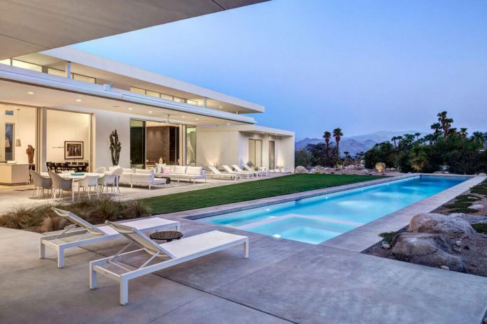 Gorgeous Home In Palm Springs By Cioffi Architect 15