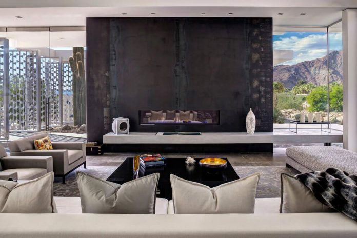 Gorgeous Home In Palm Springs By Cioffi Architect 6