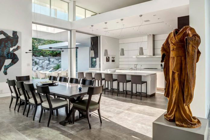 Gorgeous Home In Palm Springs By Cioffi Architect 7