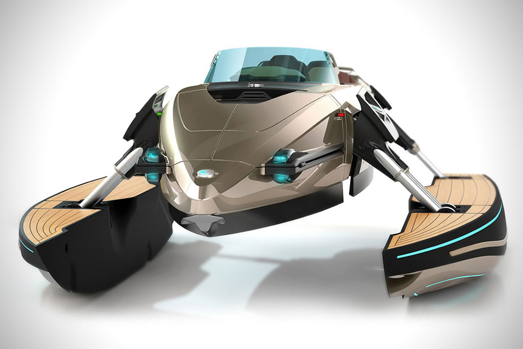 Here's The Kormoran K7 Luxury Personal Watercraft 1