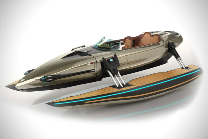 Here's The Kormoran K7 Luxury Personal Watercraft 2