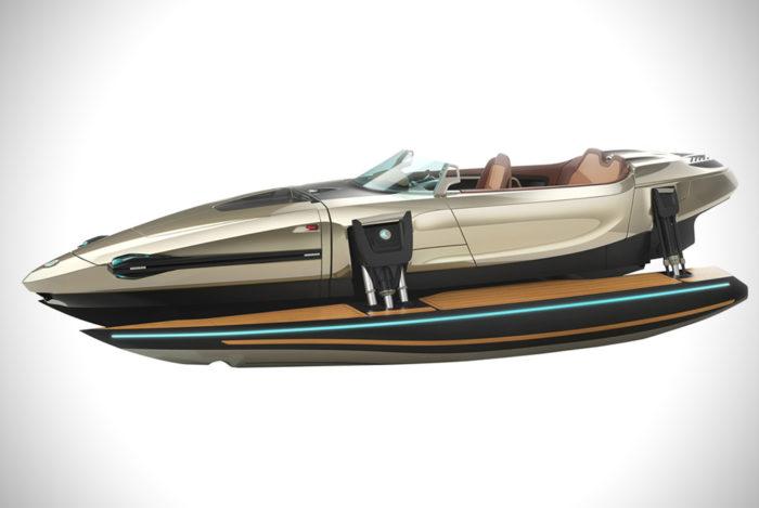 Here's The Kormoran K7 Luxury Personal Watercraft 3