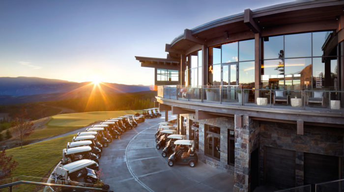 Lavish New Clubhouse By Montana's Yellowstone Club 2