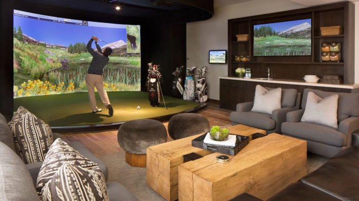 Lavish New Clubhouse By Montana's Yellowstone Club 8